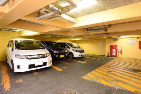 ホテル専用駐車場場