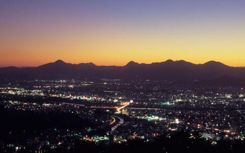 自然・景観/岩山展望台