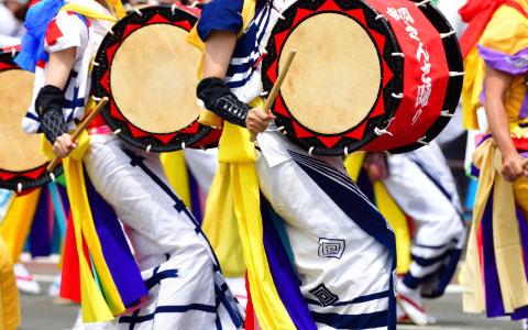 伝統・文化/盛岡さんさ踊り