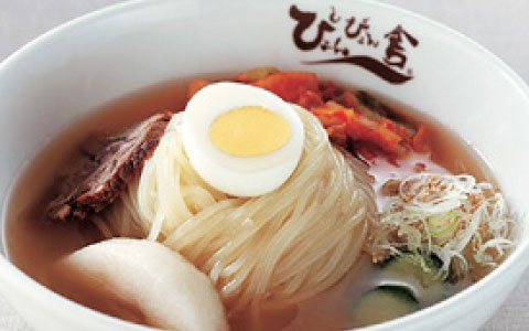 グルメ/盛岡冷麺