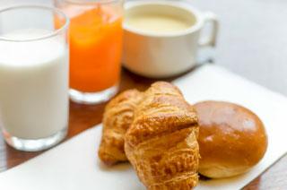 ちょうどいい軽朝食