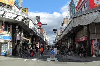 大通商店街
