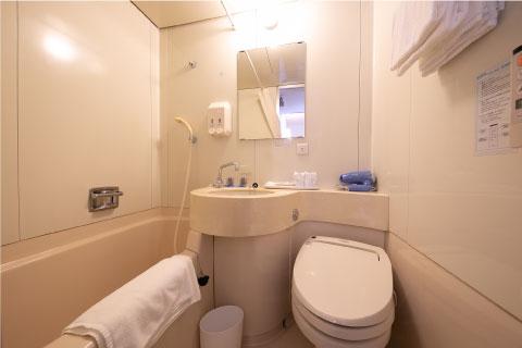 ツインルーム/バス・トイレ