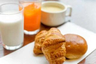 【軽朝食付】全室加湿空気清浄機完備!!2種類のパン&挽きたてコーヒーでお目覚め朝タイム♪